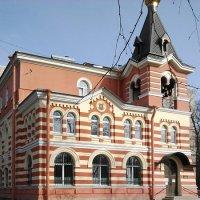 Церковь Преображения Господня в Лесном, Санкт-Петербург :: Viktor