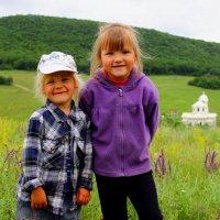 Монастырские детишки...:) :: Алёна