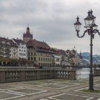 Швейцария, Люцерн. Старый город. :: Наталья Иванова