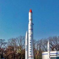 Парк ракет. :: Наталья
