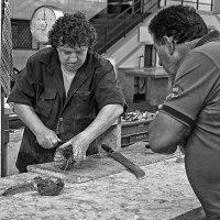 Продавец рыбы :: Valeriy(Валерий) Сергиенко