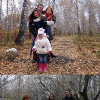 осенью :: Елена Тренкеншу