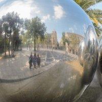 сферическая перспектива :: Ирина Глобина