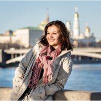Прогулка по Москве :: Ирина Абрамова