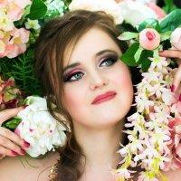 Цветочный рай :: Татьяна Фирсова