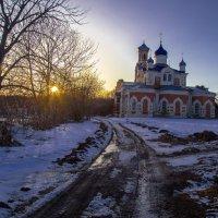 Вечереет. :: Валерий Гудков