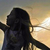 Улететь бы с ветром :: Сергей Чиняев