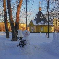 Привет от зимы :: Татьяна Осипова(Deni2048)