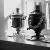 Самовары в музее-усадьбе Дмитрия Веневитинова :: Татьяна_Ш