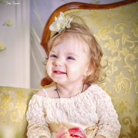 Маленькая леди.. :: Юлия Романенко