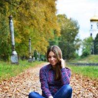 Лето 2015. Ульяна. :: Дарья Кириллова