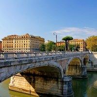 Мост королевы Маргариты в Риме :: Денис Кораблёв