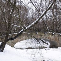 Мост в парке :: Елена Кириллова