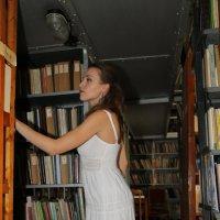 Библиотекарь-44. :: Руслан Грицунь