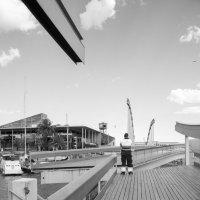 Na mostu... :: Larisa Berezhnaya