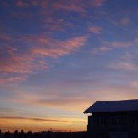 Небо :: Александра Сангстер
