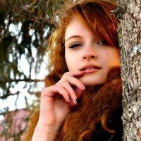 Искры в глазах, это все весна) :: Violetta
