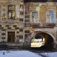 Постоялый двор :: Дмитрий Близнюченко