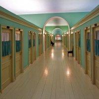 Жилой этаж с дортуарами :: Александр Петров