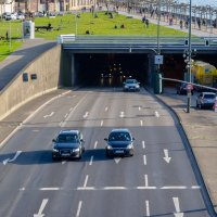Окружная подземная дорога вдоль Рейна :: Witalij Loewin