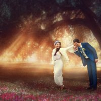 Свадьба Анны и Максима :: Андрей Молчанов