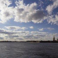 Весенние облака :: Aнна Зарубина