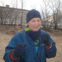 Александр (56 лет), тренер по боксу :: Лебедев Виктор
