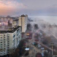 Там за туманами ... :: Евгений Бичёв