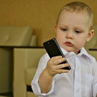 Будущий бизнесмен....:)))))))) :: Ирина Жеребятьева