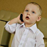 Будущий бизнесмен......:)))))))))) :: Ирина Жеребятьева