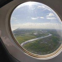 Мгновенный пейзаж пассажира. :: Alexey YakovLev