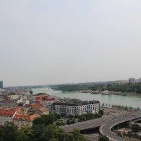 Мост через Дунай :: Галина Оболдина