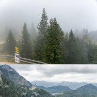 С воздушной перспективой (дымом, туманом, дождём) и с прозрачным состоянием атмосферы :: Константин Вергун