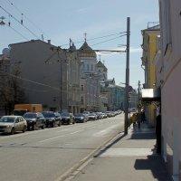 Все дороги ведут к храму... :: Михаил Рогожин