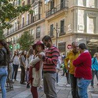 На улицах Мадрида :: Aare Treiel