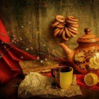 Чай с бубликами :: AlisaNikolenko