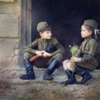 И снова май.. :: Екатерина Савёлова