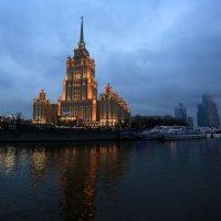 Вечерняя Москва :: Евгения Иванова