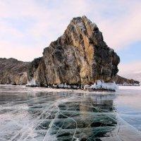 Лед и камень Байкала. :: ast62
