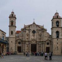 Кафедральный (католический) собор Гаваны или Собор святого Христофо́ра :: Юрий Поляков