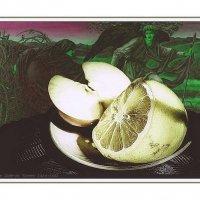 Лимон и яблоко :: Григорий Кучушев