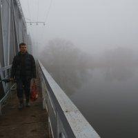 фотография с воздушной перспективой (туман) :: Юрий Новичков