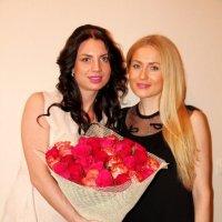 две подруги :: Ольга Чирятникова