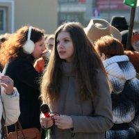 девушки из СМИ :: Олег Лукьянов