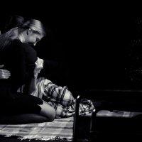 Прощание :: Tanya Datskaya