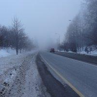 Дорога в туман.... :: LORRA ***