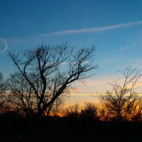 Космический закат:) :: Алёна
