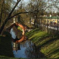Крестовый мост :: Елена Пономарева