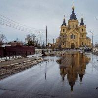 Александро-Невский Новоярмарочный собор :: Борис Гольдберг