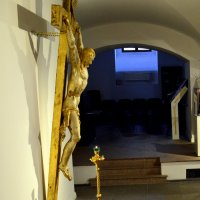 В крипте собора Св. Екатерины :: Сергей